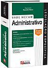 Capa do livro Vade Mecum Administrativo - 4ª Ed., Vários Autores