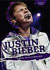 Capa do livro Justin Bieber - Fama, Fé e Coração, Catheleen Falsani