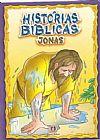 Capa do livro Col. Histórias Bíblicas - Jonas, W Kids