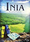 Capa do livro Inia - Uma Aventura Amazônica, Marcela Marques Monteiro