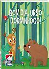 Capa do livro Bom Dia, Urso Dorminhoco!, Happy Books