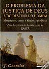 Capa do livro O Problema da Justiça de Deus e do Destino do Homem, J. Chapelot