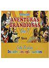 Capa do livro Coleção Aventuras Grandiosas - 10 Volumes - Vol. 07, Vários Autores
