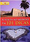Capa do livro A Volta ao Mundo em 101 Dias, Cindy Wilk