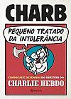 Capa do livro Pequeno Tratado da Intolerância, Charb