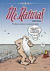 Capa do livro Mr. Natural - Vai para o Hospício e Outras Histórias, Robert Crumb