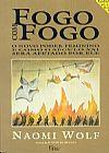 Capa do livro Fogo com Fogo, Naomi Wolf