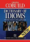 Capa do livro Collins Cobuild - Dicionary of Idioms - Helping Leaners With Real English, Harper Collins