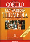 Capa do livro Collins Cobuild - Key Words In The Media, Bill Mascull