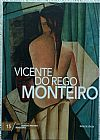 Capa do livro Col. Grandes Pintores Brasileiros - Vicente do Rego Monteiro Vol. 15, Folha de S. Paulo