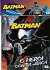 Capa do livro Batman - O Herói Contra-Ataca (+VDC), Brasileitura