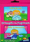 Capa do livro Diversão de Princesa - Cinderela, Bela Adormecida - 2 livrinhos, Todolivro