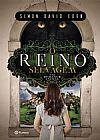 Capa do livro O Reino Selvagem - Um Romance Animal, Simon David Eden