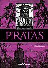 Capa do livro Breve História dos Piratas, Silvia Miguens