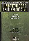 Capa do livro Instituições de Direito Civil - Direito de Família - Volume 5, Caio Mário da Silva Pereira