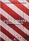 Capa do livro O Equilibrista do Arame Farpado, Flávio Moreira da Costa