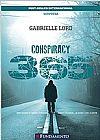 Capa do livro Conspiracy 365 - Surpresa - Livro 11 Novembro, Gabrielle Lord