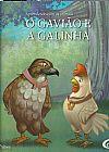 Capa do livro O Gavião e a Galinha - Col. Aprendendo Com os Animais, Vidhi Pahwa