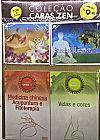 Capa do livro Spa Águas Termicas / Silêncio Interior / Medicina Chinesa / Velas e Cores - Col. Caras Zen (Kit 2 Livros + 2 CDs) Ed. 1, Caras