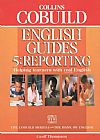 Capa do livro Collins Cobuild English Guides-5:reporting, Goff Thompson