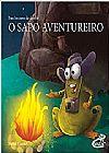 Capa do livro O Sapo Aventureiro - Col. Para Ler Antes de Dormir, Shefali Kaushik