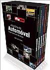 Capa do livro A História do Automóvel - Box 5 volumes, Jose Luiz Vieira