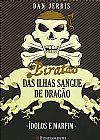 Capa do livro Piratas das Ilhas Sangue de Dragão - Ídolos e Marfim, Dan Jerris