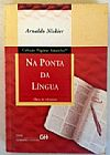 Capa do livro Na Ponta da Língua - Col. Páginas Amarelas, Arnaldo Niskier