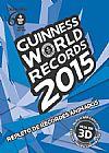 Capa do livro Guinnes World Records 2015, Harper Collins