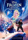 Capa do livro Frozen - Uma Aventura Congelante - A História do Filme em Quadrinhos, Pixel
