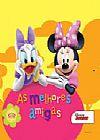 Capa do livro As melhores amigas, Disney