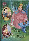 Capa do livro Como ser uma princesa, Disney