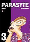 Capa do livro Parasyte - Vol 3 - Kiseju, Hitohi Iwaaki