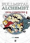 Capa do livro Fullmetal Alchemist - Guia completo 1, Hiromu Arakawa