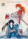 Capa do livro Rurouni Kenshin – Crônicas da Era Meiji - Vol. 3, Nobuhiro Watsuki