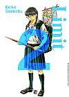 Capa do livro Limit - Vol. 2, Keiko Suenobu