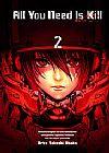 Capa do livro All you Need is Kill, Hiroshi Sakurazaka