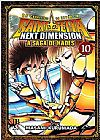 Capa do livro Os cavaleiros do Zodiaco - Saint Seiya Next Dimension - A Saga de Hades - Vol.10, Masumi Kurumada