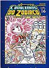 Capa do livro Cavaleiros do Zodiaco - Sainbt Seiya - Vol 16, Masami Kurumada