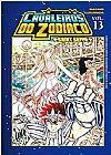 Capa do livro Cavaleiros do Zodiaco - Saint Seiya - Vol 13, Masami Kurumada