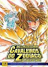 Capa do livro Os Cavaleiros do Zodiaco - The Lost Canvas - A Saga de Hades - Vol.15, Masami Kurumada e Shiori Teshirogi