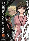 Capa do livro O Senhor dos Espinhos - Vol.2, Yuji Iwahara