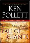 Capa do livro Fall Of Giants, Ken Follett