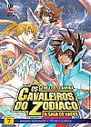 Capa do livro Os Cavaleiros do Zodiaco - The Lost Canvas - A Saga de Hades - Vol.7, Masami Kurumada e Shiori Teshirogi