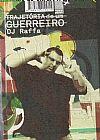 Capa do livro Trajetória de um Guerreiro - Coleção Tramas Urbanas, DJ Raffa