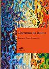 Capa do livro Literatura do íntimo, Luciana Abreu Jardim