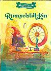 Capa do livro Rumpelstiltiskin - Histórias De Reis Príncipes E Princesas, Folha de S. Paulo