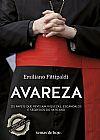 Capa do livro Avareza, Emiliano Fittipaldi