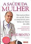 Capa do livro A Saúde da Mulher, José Bento