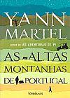 Capa do livro As Altas Montanhas de Portugal, Yann Martel